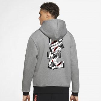 Air Jordan Sport DNA Fleece Hoodie ''Grey''